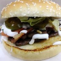 Burger Mustra #78 - Droszt Büfé, Budapest