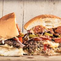 Burger Mustra #110  - Baan's Kitchen, Budapest