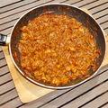 Egyszerű currys csirke