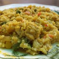 Currys csirke
