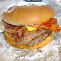 Burger Mustra #153 - Wendy's, Blackfoot, Idaho (USA)