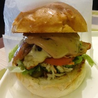 Burger Mustra #28 - Spirit Food, Budapest