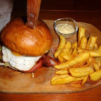 Burger Mustra #61 - The Strike, Zalaegerszeg