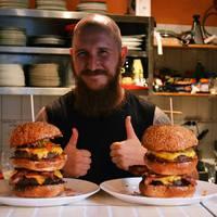 Fckng HOT Burger - Kihívás és chili est!