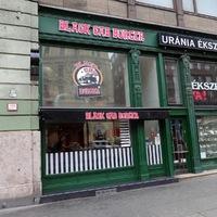 Burger Mustra #20 - Black Cab, Budapest (Rákóczi út)
