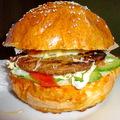 Burger Mustra és csülkös pacal Mezőkovácsházán!