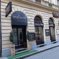 Itt jártam: Ruben Étterem, Budapest