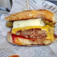 Szuper szexi cubano szendvics és hamburger a Beer, Burger, Barbecue Fesztiválon!
