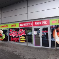 Burger Mustra #25 - Sza-Sa Burger, Budapest (Teleki tér)