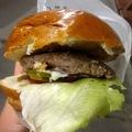 Burger Mustra #48 - Állomás, Budapest (Aquincum HÉV megálló)