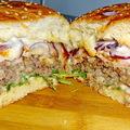 Carbonara Burger a Don Pepe júniusi kínálatában!