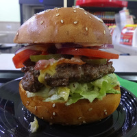 Burger Mustra #82 - Chili's Burger, Budapest