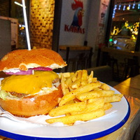 Burger Mustra #148 - Grand Kakas, Budapest