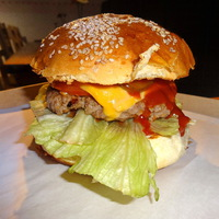 Burger Mustra #127 - Almási Bistro, Budapest