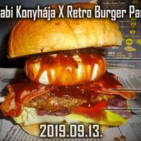 Csabi Konyhája & Retro Burger Party Budapesten