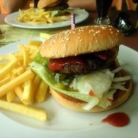 Burger Mustra #54 - DinerM American Restaurant, Siófok