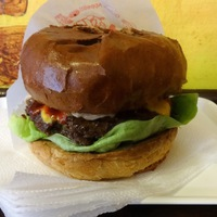 Burger Mustra #68 - Retró Büfé, Budapest (VIII. ker)