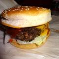 Burger Mustra #105 - Seven Corner, Siófok