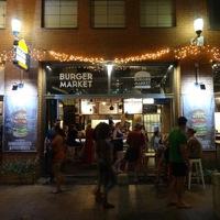 Burger Mustra #51 - Burger Market, Budapest