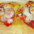 Házi tepsis pizza