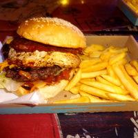 Burger Mustra #103 - Muuby's, Gyöngyös