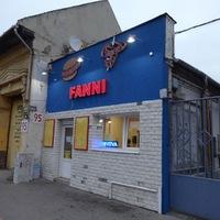 Burger Mustra #16 - az új Fanni Büfé, Budapest