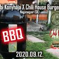 III. Csabi Konyhája & Chili House Burger Party @ Nagymegyer, Szlovákia