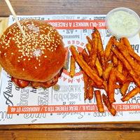 Cubano Burger a Bamba Marha szeptemberi őrülete