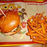 Visszatérés a Magic Burgerbe