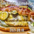 4. Csabi Konyhája X Retro Burger Party, Budapest