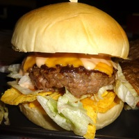 Burger Mustra #75 - Chili Dog, Budapest