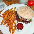 Burger Mustra #155 - Meister Bar Hotel Fichtelgebirge, Marktredwitz (Németország)