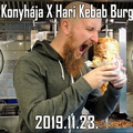 II. Csabi Konyhája & Hari Kebab Burger Party