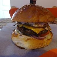 Burger Mustra #76 - Raklap Bár Burger, Budapest