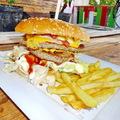 Burger Mustra #167 -  Glasz Tájger, Lovasberény