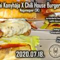 II. Csabi Konyhája & Chili House Burger Party @ Nagymegyer, Szlovákia