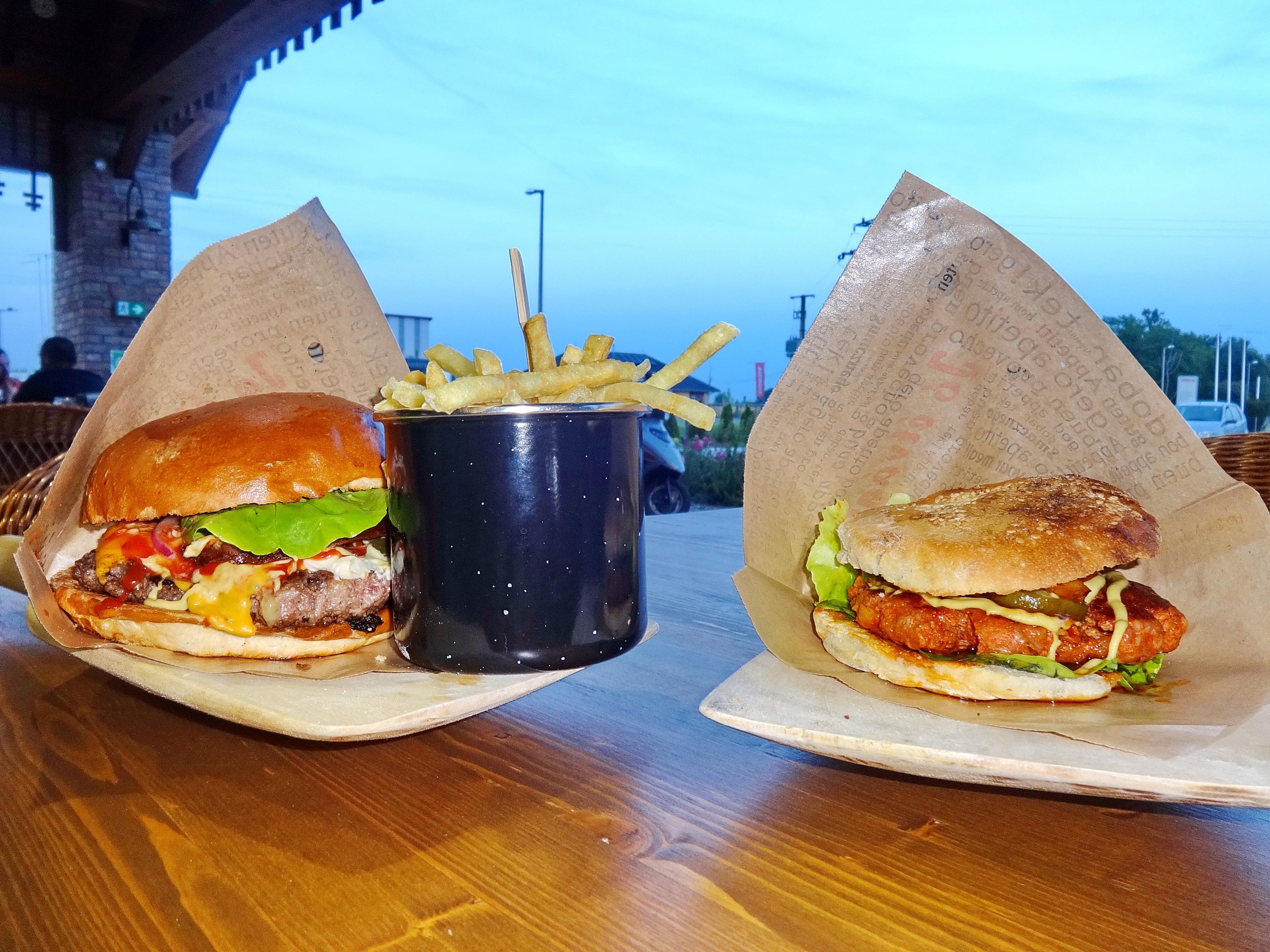 Burger Mustra #137 Pajta Street Food, Békéscsaba Csabi