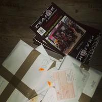 Így indulnak az előrendelt jótékonysági naptárak a postára