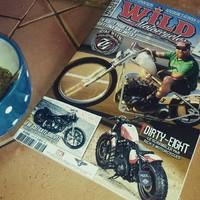 #Reggeli #Breakfast #wildmotorcycle #magazine #bikermagazine