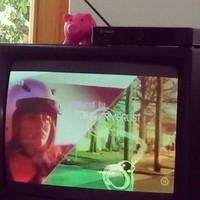 Az RTL Klubon #MileyCyrus motorozik Totál beépülve