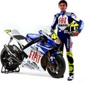 33 éves lett Valentino Rossi