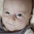 Már két hónaposak az ikrek, Nóri és Gellért