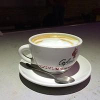 A legjobb kávé a városban. CSAK