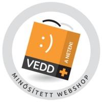 Webshop minősítés - Vedd a Neten!