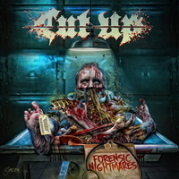 Cut Up - Forensic Nightmares - 2015