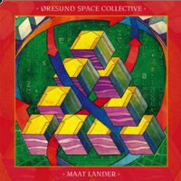 Maat Lander and Øresund Space Collective - Split LP