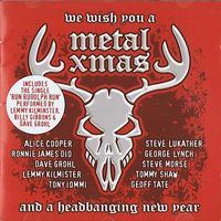 VA - We Wish You a Metal Xmas and a Headbanging New Year