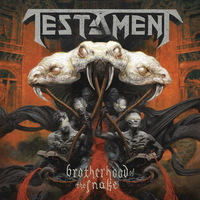 Testament - Brotherhood of the Snake - 2016
