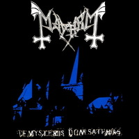 Mayhem - De Mysteriis Dom Sathanas - 1994