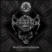 Demonical - Black Flesh Redemption - EP - 2015